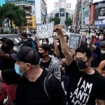 Protesters hold Black Lives Matter demonstration in Tokyo, say Japan must confront its race problems