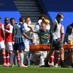 Arsenal provide Leno injury update/ fears Martinelli could miss rest of season