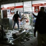Drug checks in German city spark riot; storefronts smashed, police attacked