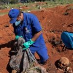 Brazil is exhuming graveyards to make room for increased burials amid coronavirus