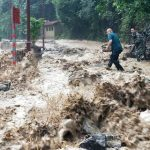 China floods kill 5 more, as rainstorms impact some 700,000 residents