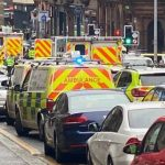 Six people, including police officer, stabbed in Glasgow; suspect dead, cops say