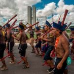 Fears for Brazil's indigenous tribes as coronavirus death toll continues to climb