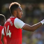Pierre-Emerick Aubameyang provides update on Arsenal future after breaking club record vs Norwich