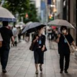 Coronavirus: Japan's household spending slumps at record rate