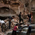 Fox News reporter gets firsthand look at Beirut blast aftermath as Lebanese citizens demand answers