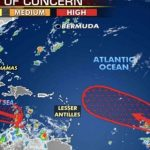 Hurricane center says 'high' chance for 2 systems to develop in Atlantic, third 'vigorous tropical wave' watched