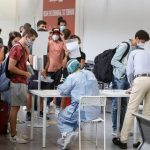 Italy's daily coronavirus cases top 1,000 for first time since May; vacationers contributing to surge