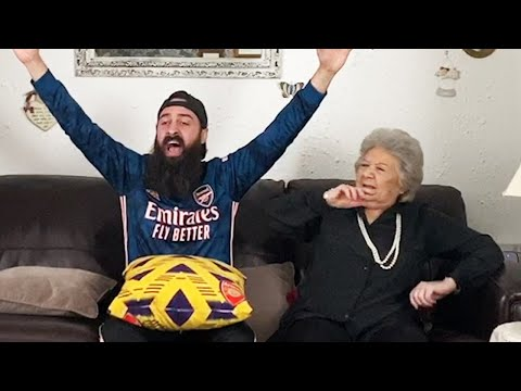 😂 Nan's new rules for the new season! | Fulham vs Arsenal (0-3) | Gooners React