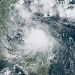 Nana to become hurricane before landfall in Belize, Tropical Storm Omar moves away from US