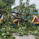 Tropical Storm Gamma leaves 6 dead in southern Mexico