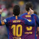 Lionel Messi sets Champions League record in Barcelona's meeting with Ferencvaros