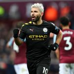 Inter Milan reportedly interested in signing Man City's Sergio Aguero on a free