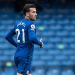 Chelsea's Ben Chilwell leaves England camp due to 'flare-up' of a pre-existing injury