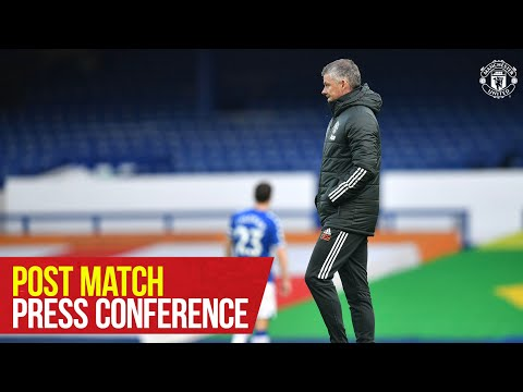 Fernandes and Cavani seal Goodison win | Everton 1-3 Manchester United | Highlights | Premier League