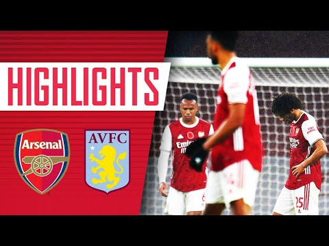 'I am not going to accept that mindset at all' | Mikel Arteta on Arsenal 0-3 Aston Villa