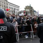 Germany protesters clash with police amid government coronavirus restrictions