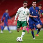 Fears eased after Ireland's Alan Browne tests positive for Covid-19 following England friendly