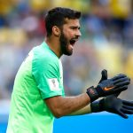 Liverpool's Alisson 'has desire' to return to Brazil with Internacional