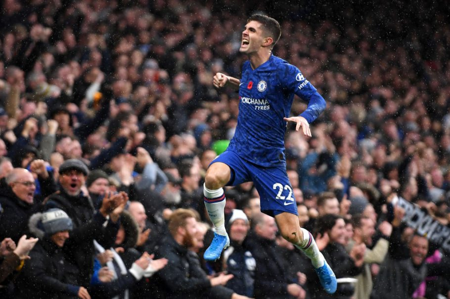 Frank Lampard confirms Christian Pulisic is in Chelsea squad to face Wolves
