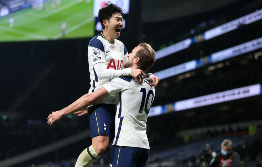 Gary Neville explains decision to put Tottenham's Heung-min Son in TOTY over Liverpool's Sadio Mane