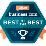 Business.com's Best of the Best Awards for 2020