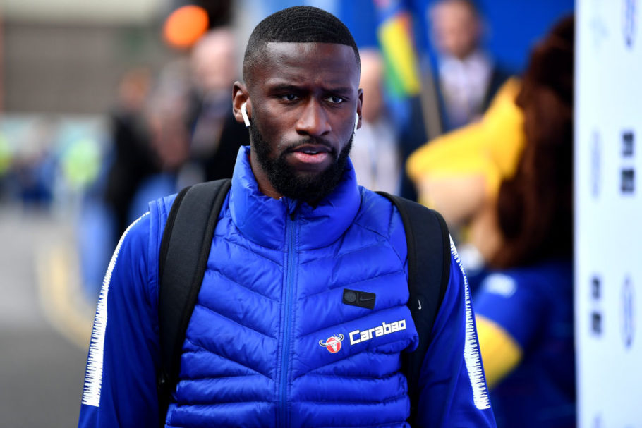 Chelsea funds boost? Antonio Rudiger reportedly in high demand ahead of January window