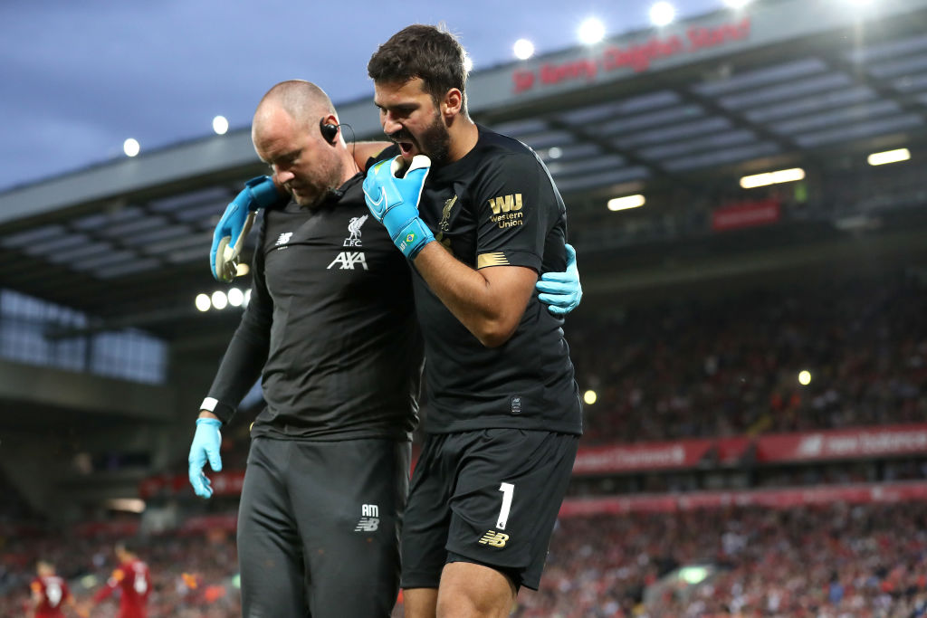 Why Alisson is not part of Liverpool's squad to take on Ajax