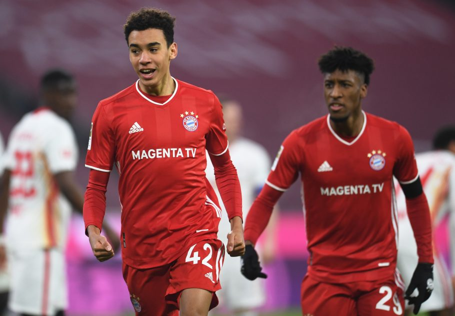 Video: 17-year-old ex-Chelsea starlet Musiala nets wonderful goal 5 minutes after emerging from Bayern Munich bench