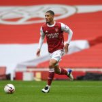 'Locked up' – Arsenal's Saliba problem grows as stopper reaches out to sympathise with Matteo Guendouzi
