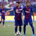 Neymar's calls for Messi reunion followed by claims Barcelona star 'will be at PSG next year'