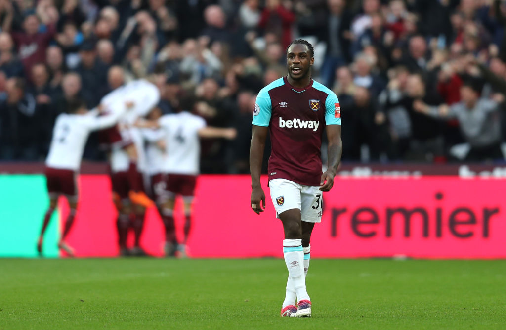 David Moyes provides Michail Antonio update ahead of West Ham's meeting with Brighton