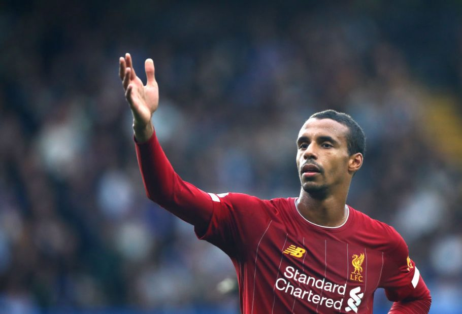 Explanation provided for Joel Matip's absence from Liverpool squad to take on Man United