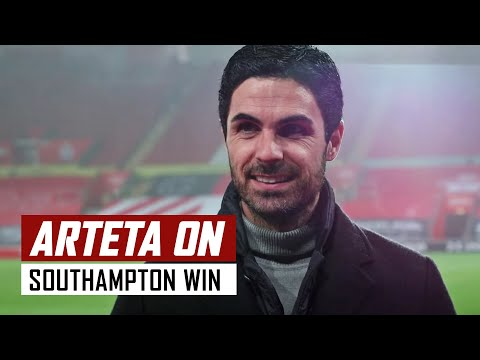 HIGHLIGHTS | Southampton vs Arsenal (1-3) | Pepe, Saka & Lacazette fire us to victory