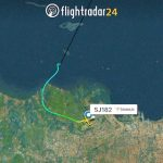 Indonesian jetliner disappears during short flight with 62 aboard