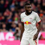 Leipzig will only sell Man United-linked Upamecano in January for 'crazy' bid