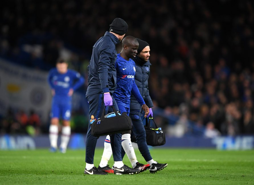 The latest on N'Golo Kante ahead of Chelsea's meeting with Luton