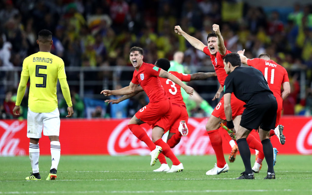 John Stones England World Cup Colombia