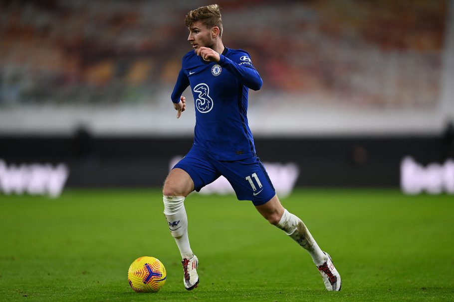 Chelsea's Timo Werner 'brought down to earth' over last few months
