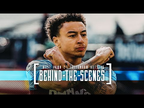BEHIND THE SCENES | MANCHESTER CITY 2-1 WEST HAM UNITED