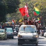 International community condemns Burma military coup, supporters celebrate in the streets