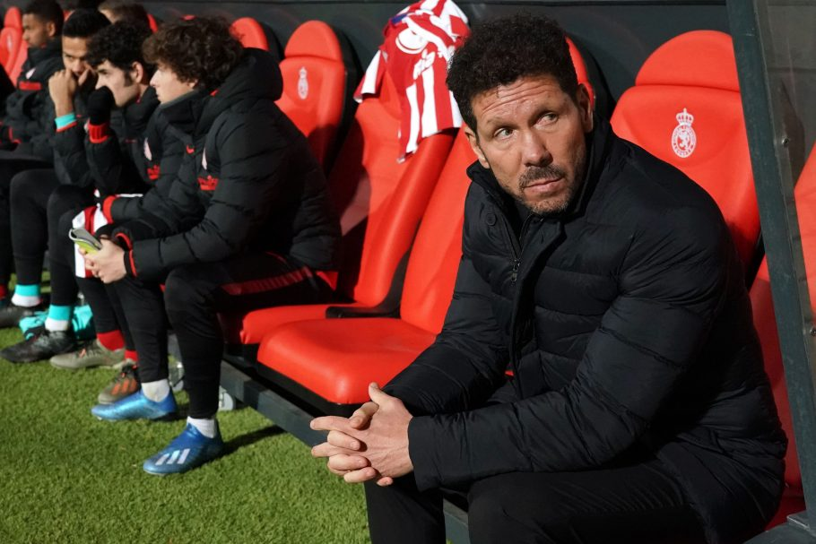 Atletico Madrid's Covid problems mount further ahead of Chelsea showdown