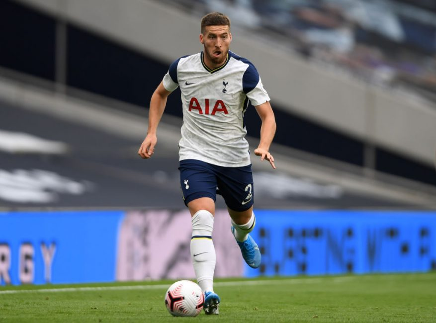 Matt Doherty facing 'uncertain' future at Tottenham with Jose Mourinho considering putting full-back up for sale in summer