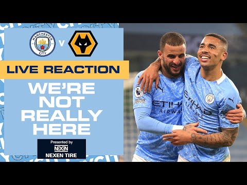 HIGHLIGHTS | City 4-1 Wolves | THE UNBEATEN RUN GOES ON