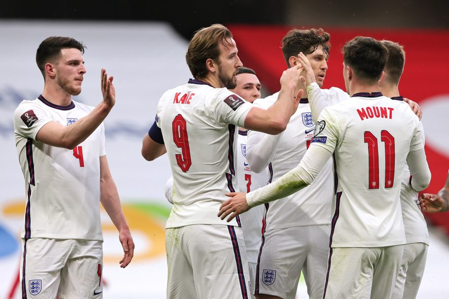 Harry Maguire spares John Stones blushes as England overcome Poland