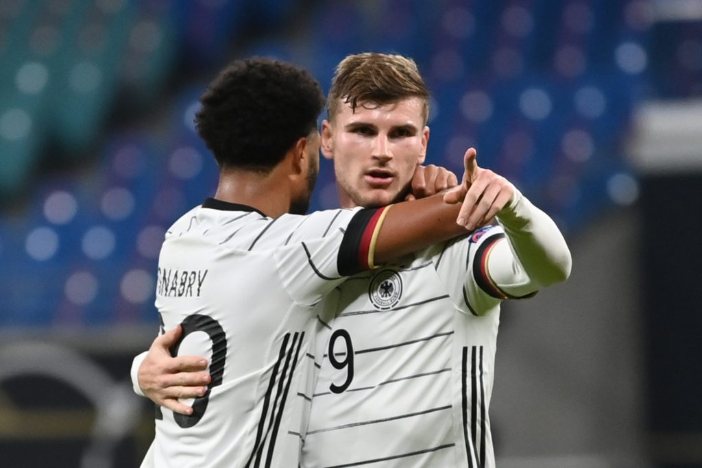 Germany suffer shock defeat to North Macedonia after Werner's horrific miss