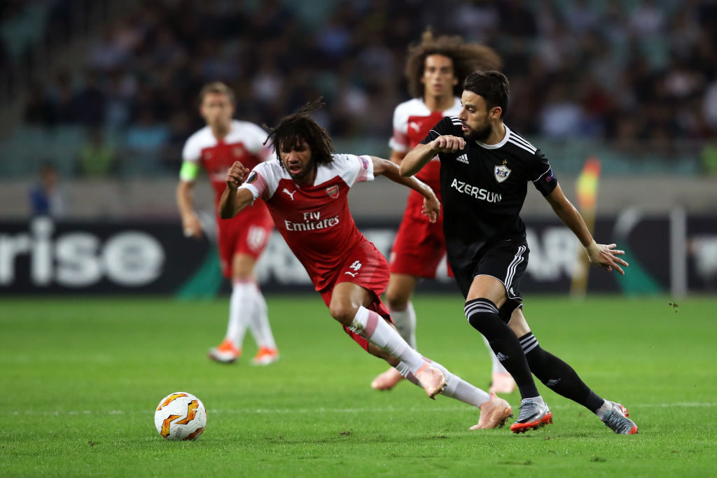 Mohamed Elneny's agent reveals Egyptian set for new Arsenal contract