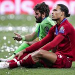 Liverpool keeper Alisson outlines Champions League ambitions