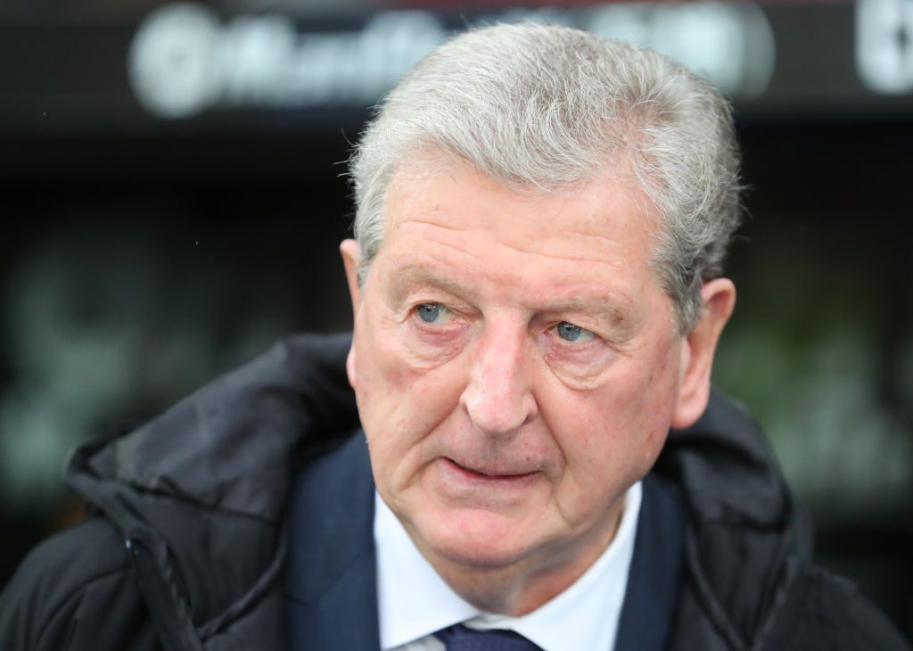 Return vs Spurs? Roy Hodgson provides encouraging Wilfried Zaha update ahead of Man United