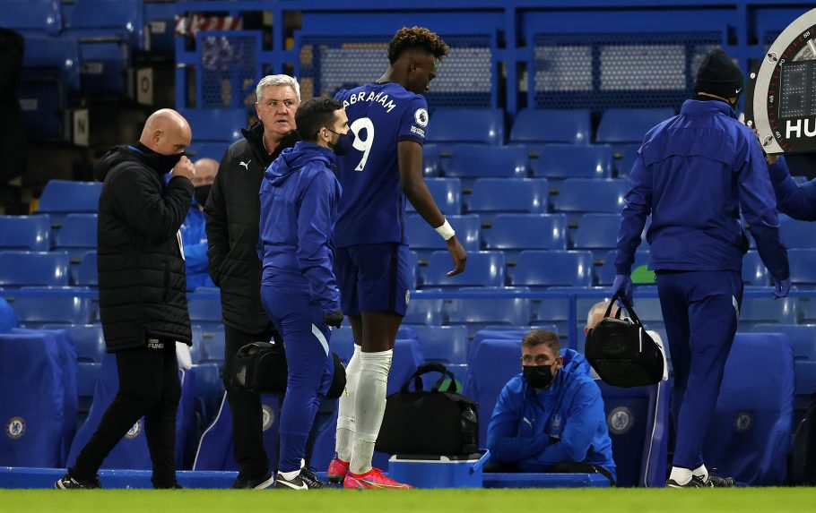 Why Tammy Abraham is a doubt for Chelsea's clash with Liverpool